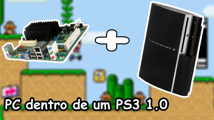 PC dentro PS3 1.0